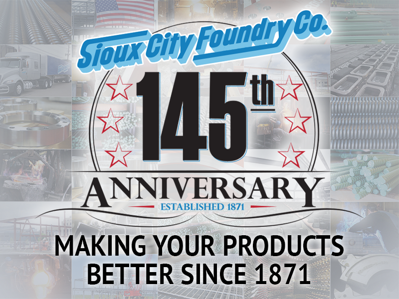 Sioux City Foundry Co. History